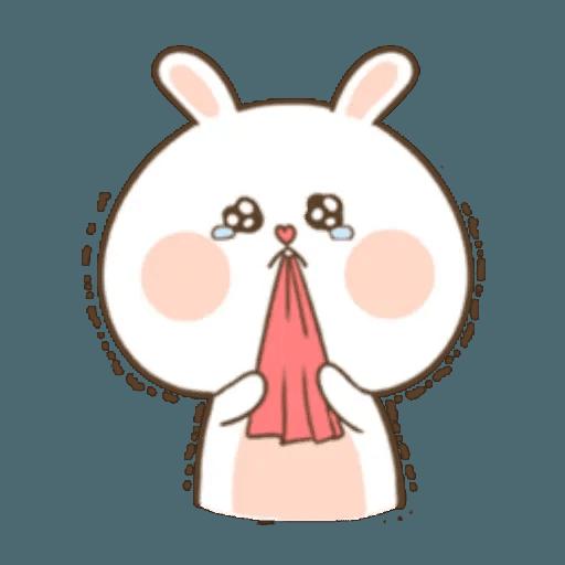 Puffy Rabbit 1 - Sticker 8