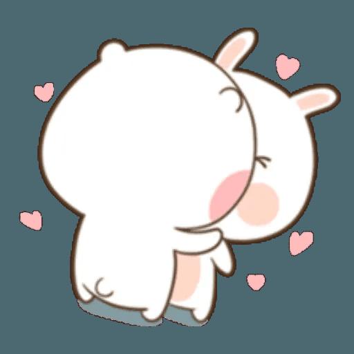 Puffy Rabbit 1 - Sticker 19