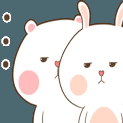 Puffy Rabbit 1 - Sticker 28