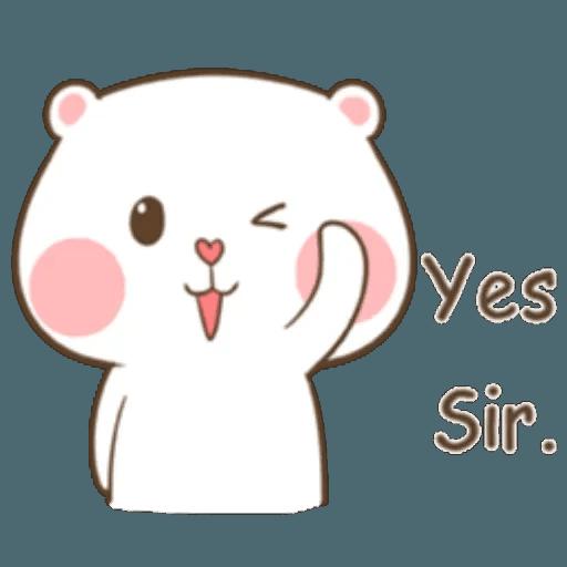 Puffy Rabbit 1 - Sticker 11