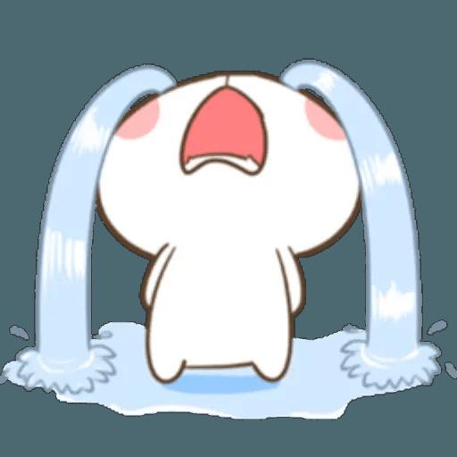 Puffy Rabbit 1 - Sticker 6