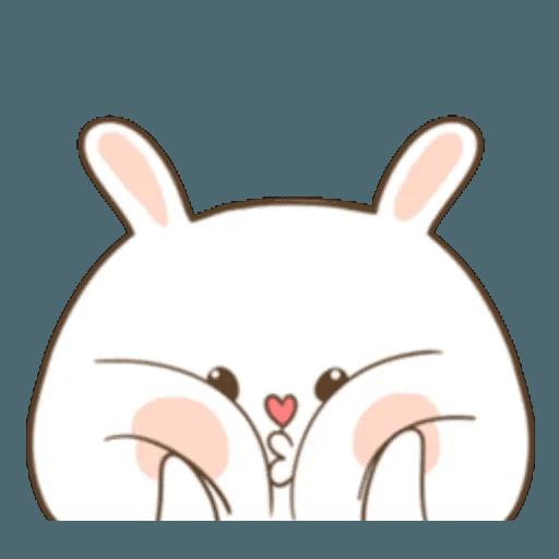 Puffy Rabbit 1 - Sticker 9