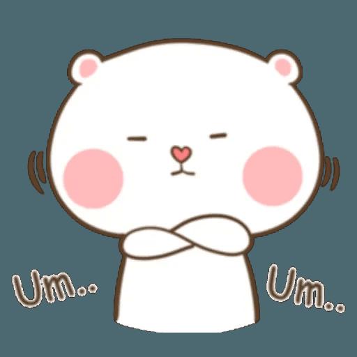 Puffy Rabbit 1 - Sticker 21