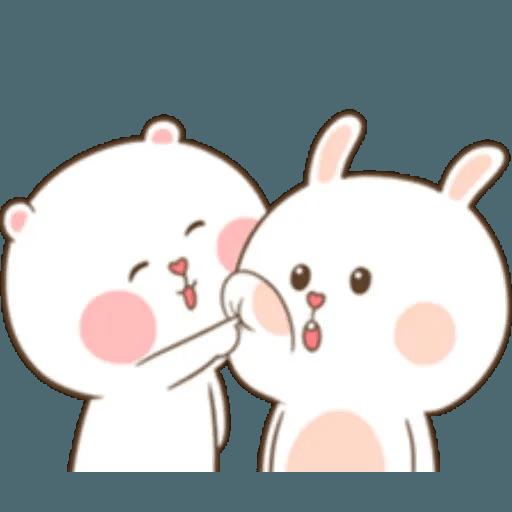 Puffy Rabbit 1 - Sticker 15