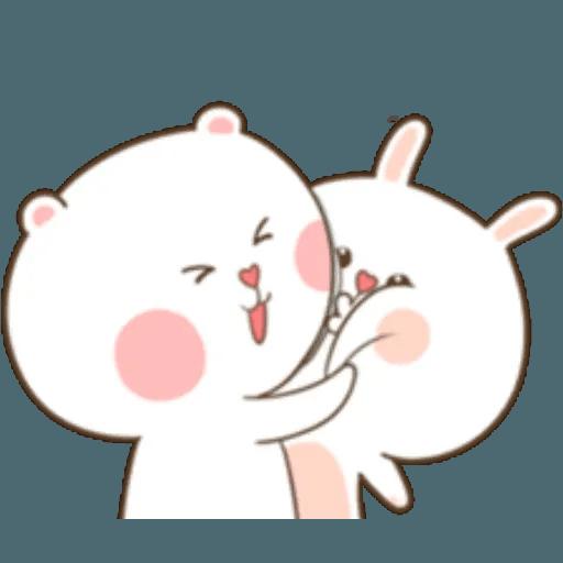 Puffy Rabbit 1 - Sticker 14