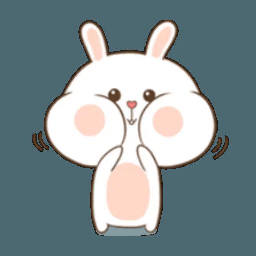Puffy Rabbit 1 - Sticker 26