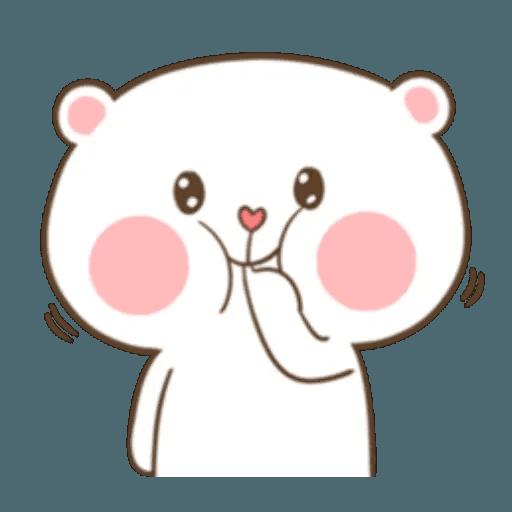 Puffy Rabbit 1 - Sticker 3