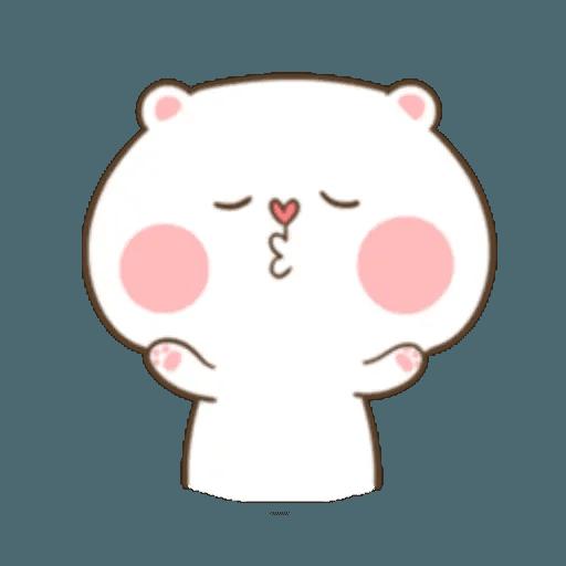 Puffy Rabbit 1 - Sticker 7