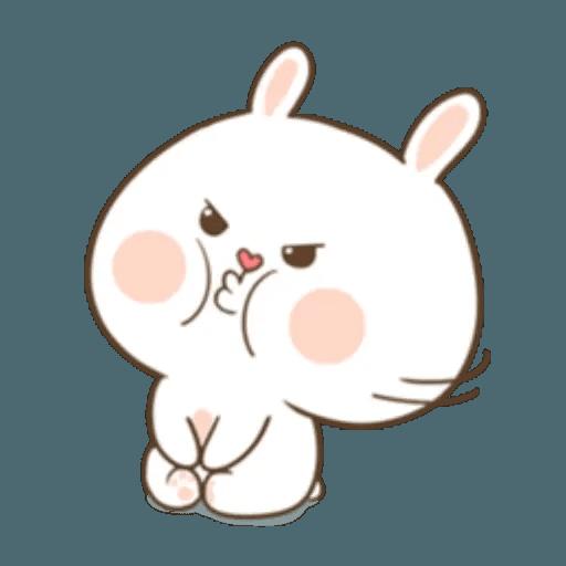 Puffy Rabbit 1 - Sticker 10
