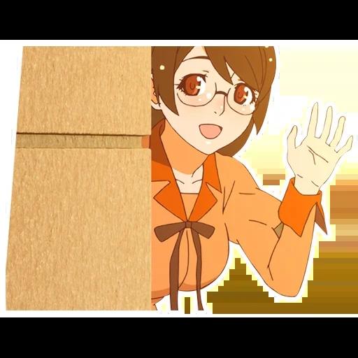 Hanekawa1 - Sticker 26