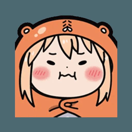 Umaru1 - Sticker 18
