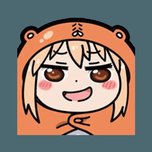 Umaru1 - Sticker 11
