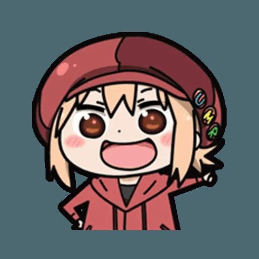 Umaru1 - Sticker 20