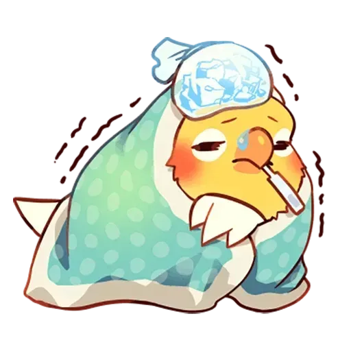 cockatiel - Sticker 24