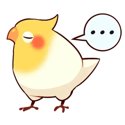 cockatiel - Sticker 11
