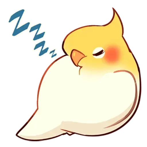 cockatiel - Sticker 5