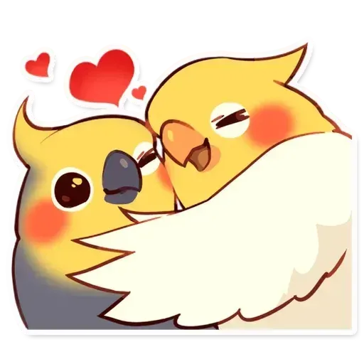 cockatiel - Sticker 19