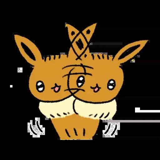 Eeveevoltutions - Sticker 5