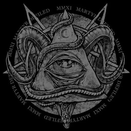 Satan - Sticker 14