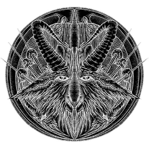 Satan - Sticker 17