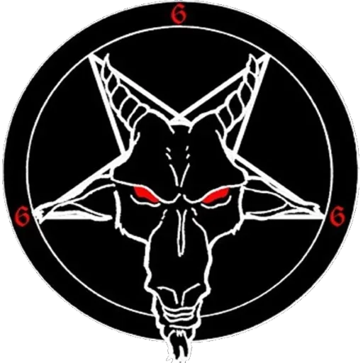 Satan - Sticker 3