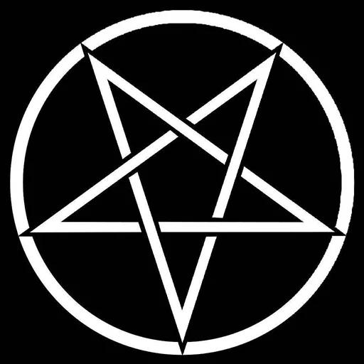 Satan - Sticker 21
