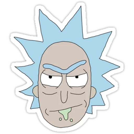 Rick & Morty - Sticker 26