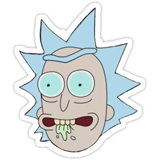 Rick & Morty - Sticker 20