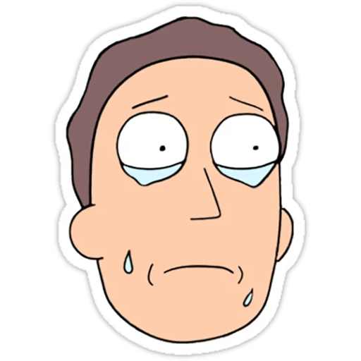 Rick & Morty - Sticker 13