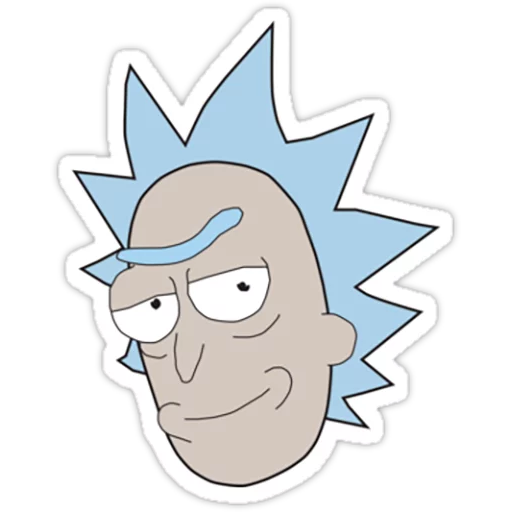 Rick & Morty - Sticker 25