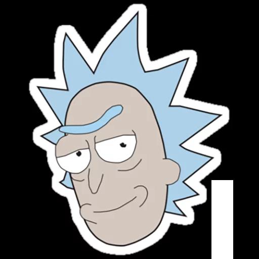 Rick & Morty - Sticker 25