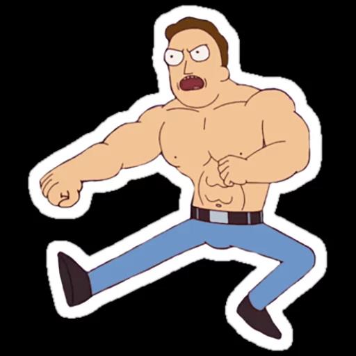 Rick & Morty - Sticker 23