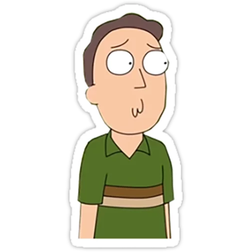 Rick & Morty - Sticker 18