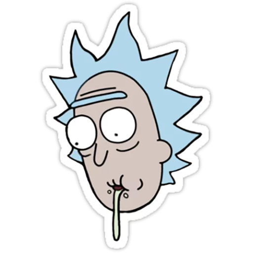 Rick & Morty - Sticker 21
