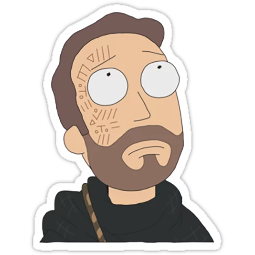 Rick & Morty - Sticker 19
