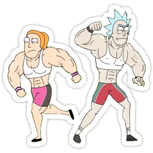Rick & Morty - Sticker 29