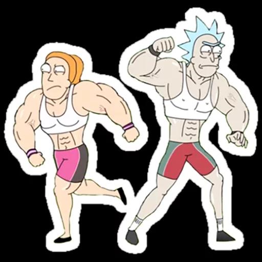 Rick & Morty - Sticker 29