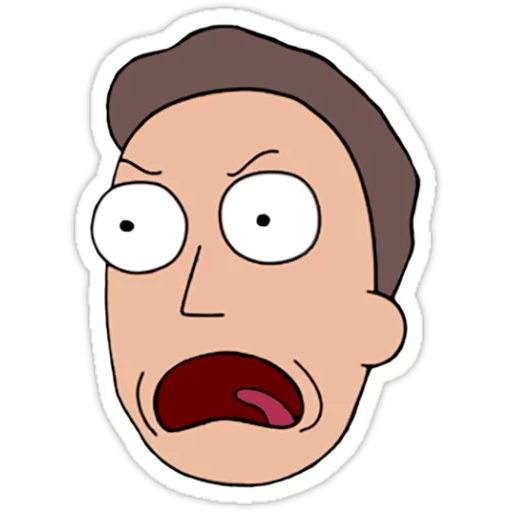 Rick & Morty - Sticker 17