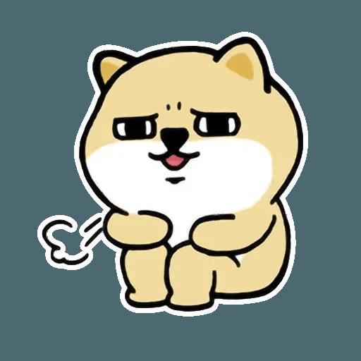 小肥柴 - Sticker 28