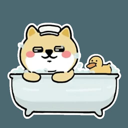 小肥柴 - Sticker 3