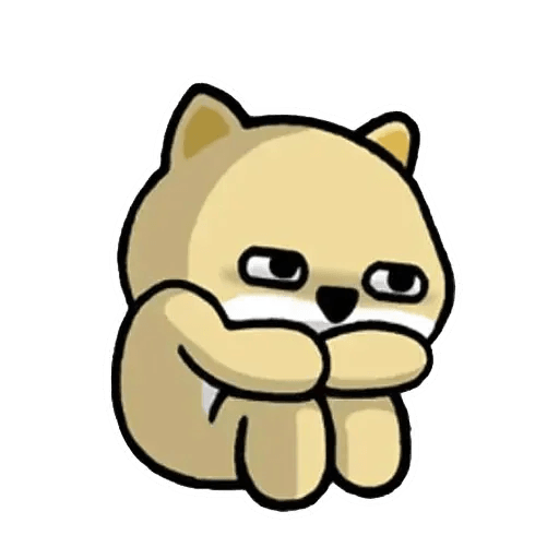 小肥柴 - Sticker 18