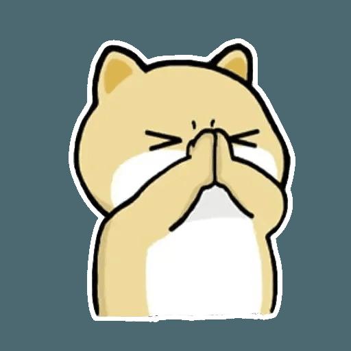 小肥柴 - Sticker 5