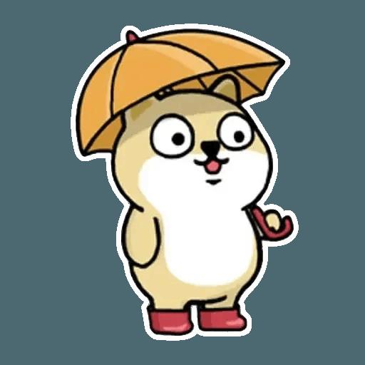 小肥柴 - Sticker 16
