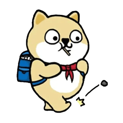 小肥柴 - Sticker 8