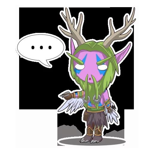 World Of Warcraft - Sticker 21
