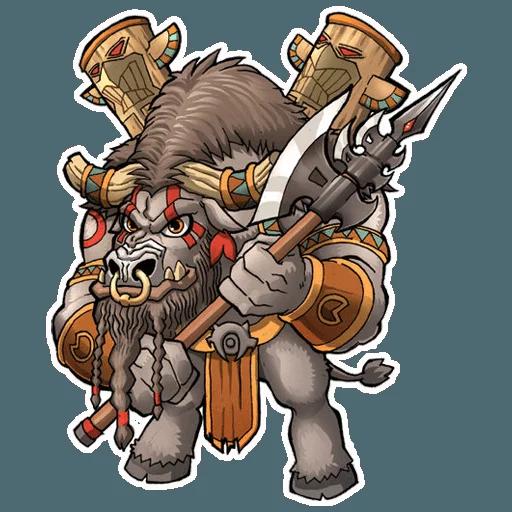 World Of Warcraft - Sticker 7