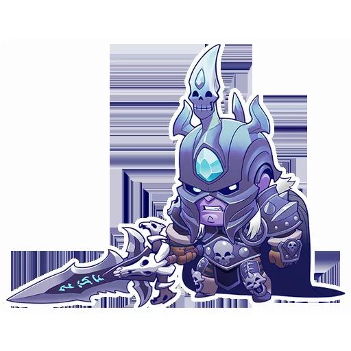 World Of Warcraft - Sticker 12