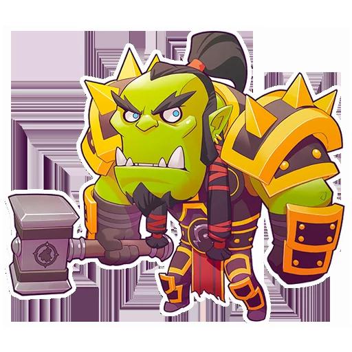 World Of Warcraft - Sticker 15