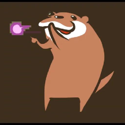 Otter Kotsumetti2.1 - Sticker 7