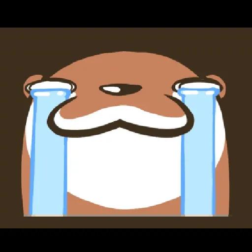 Otter Kotsumetti2.1 - Sticker 15